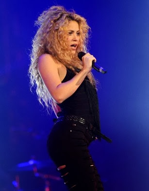 Watch: Shakira Performs Live in T-Mobile Concert at Bryant Park In NYC - photos and video