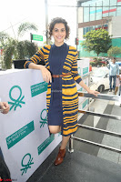 Taapsee Pannu looks super cute at United colors of Benetton standalone store launch at Banjara Hills ~  Exclusive Celebrities Galleries 052.JPG