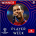 Sport : Virgil Van Dijk Named Champions League Player Of The Week
