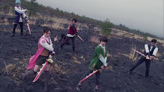 Kishiryu Sentai Ryusoulger The Movie: Time Slip! Dinosaur Panic!! Subtitle Indonesia