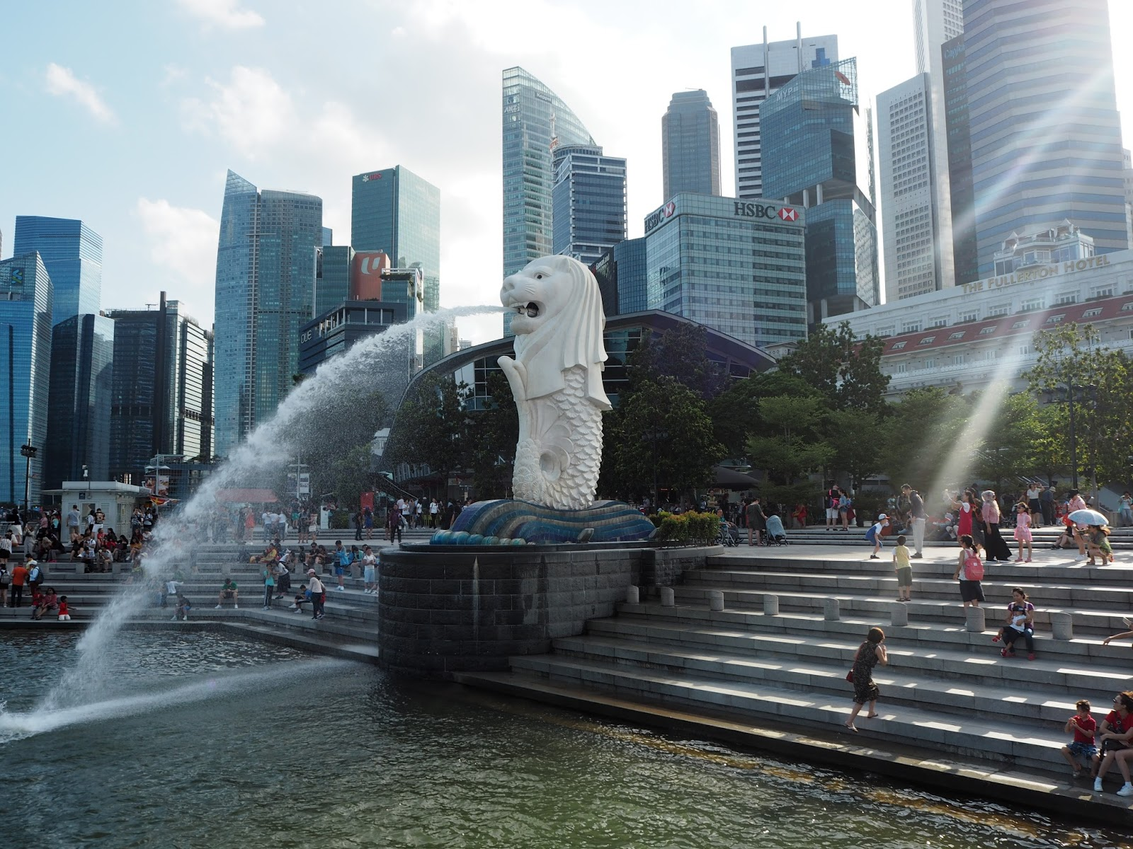 Postcards from Singapore