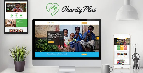 Best Multipurpose Nonprofit Charity Drupal Theme