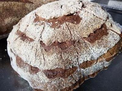 Pane con un mio mix di farine e multicereali