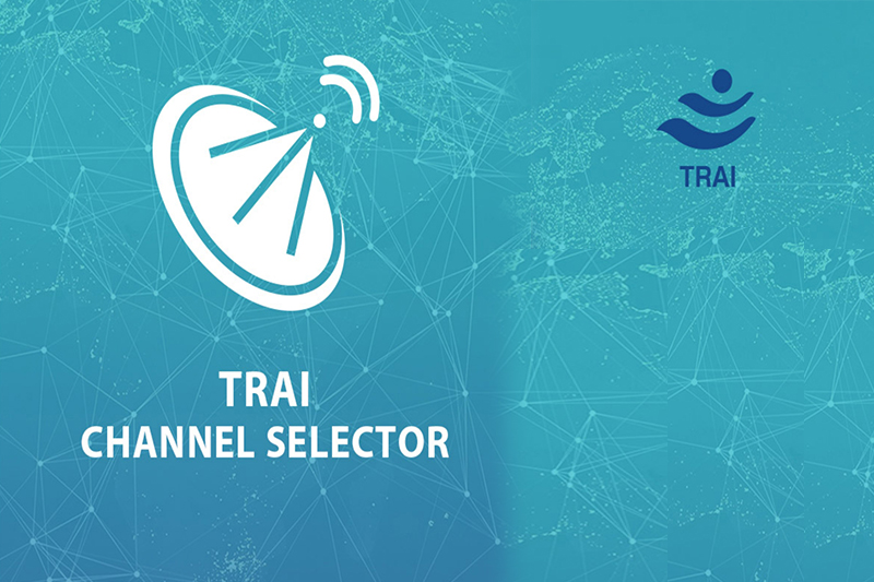 TRAI Channel Selector App