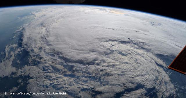 """""""Harvey"""" es sólo el inicio: tormentas similares serán cada vez más frecuentes, dicen científicos"""