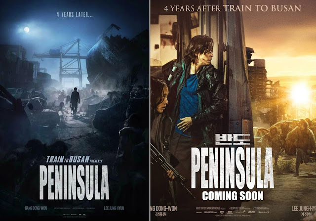 Peninsula (i primi poster)