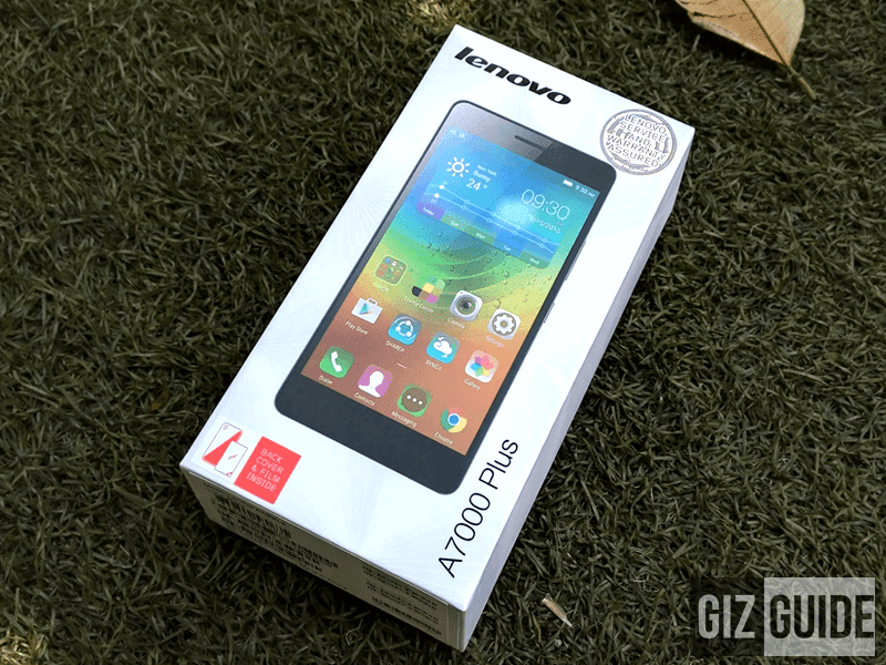 Lenovo A7000 Plus Now Available On Retail Stores Nationwide, Priced At Just 8499 Pesos!
