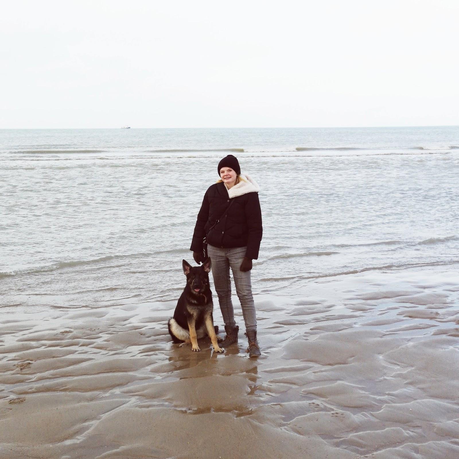 Snapshots: Met Nora naar zee
