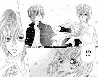 Love Berrish! de Nana Haruta manga mangaka bd bande-dessinée bdocube blog information japon japonais japonaise scénariste auteur dessinateur dessin dessinatrice illustration illustrateur illustratrice publié publication édition édité éditeur