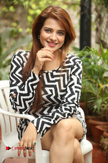 Actress Saloni Latest Pos in Short Dress  0191.JPG