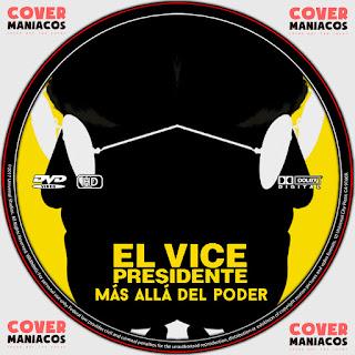 GALLETA EL VICEPRESIDENTE 2018[COVER DVD]