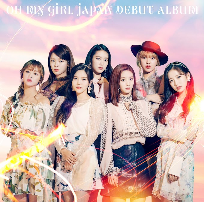 OH MY GIRL - Secret Garden ~Japanese Version~