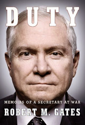 Duty by Robert Gates – Book cover