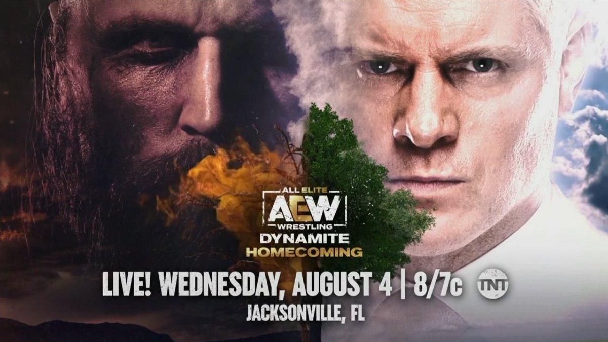 Cobertura: AEW Dynamite Homecoming (04/08/2021) – Impacto!