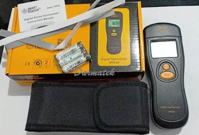 Darmatek Jual Smart Sensor AR-926 -- Tachometer