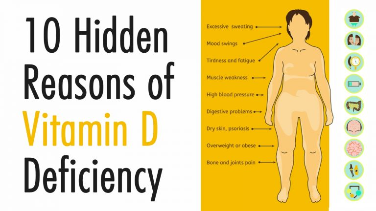 vitamin d deficiency body pains