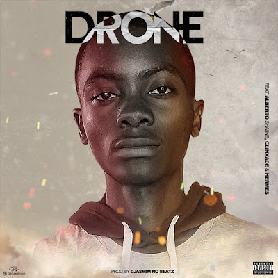 Ezeclenio News Feat Alberto Shaiine, Clinxade & Hèrmes - Drone (Rap) [Download]