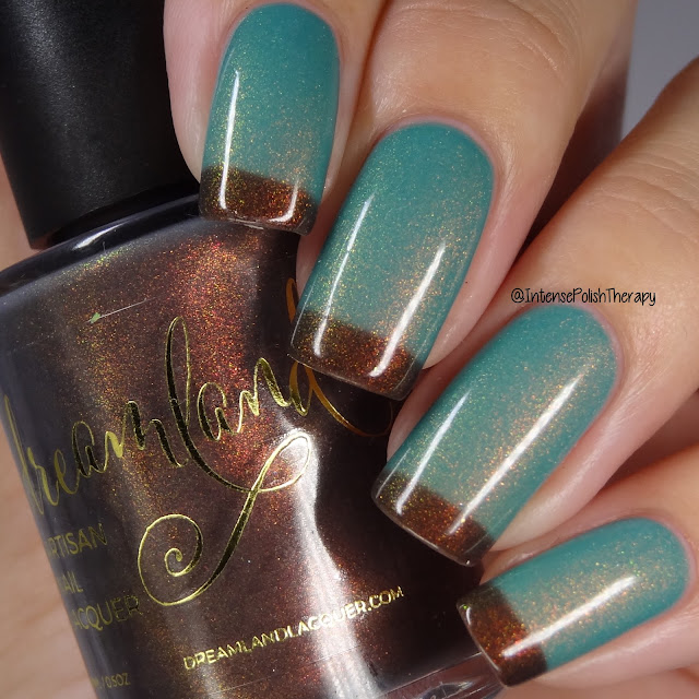Dreamland Lacquer Winter Never Quite Leaves