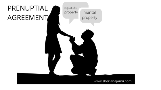PREMARITAL/ PRENUPTIAL AGREEMENT SAMPLE