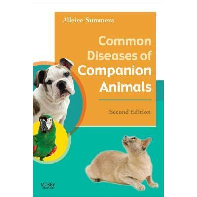 Common diseases of companion animals  2nd Ed - WWW.VETBOOKSTORE.COM