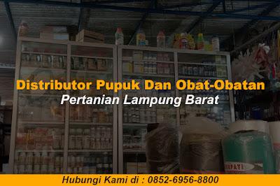 Distributor Pupuk Dan Obat-Obatan Pertanian Lampung Barat
