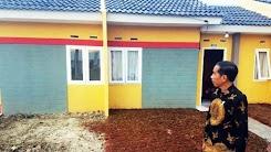 Apakah Benar Presiden RI. Ir. Joko Widodo Beli Rumah Subsidi Cikarang?