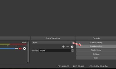 TUTORIAL Obs Studio, Download, Konfigurasi/Setting