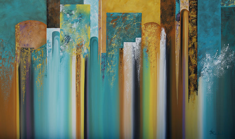 Abstract Artists International: Dissolve #7 by Nancy ...