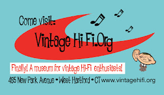 Vintage-Hi-Fi-Museum of West Hartford