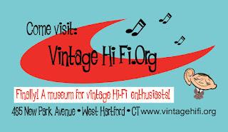Vintage-Hi-Fi-Museum of West Hartford