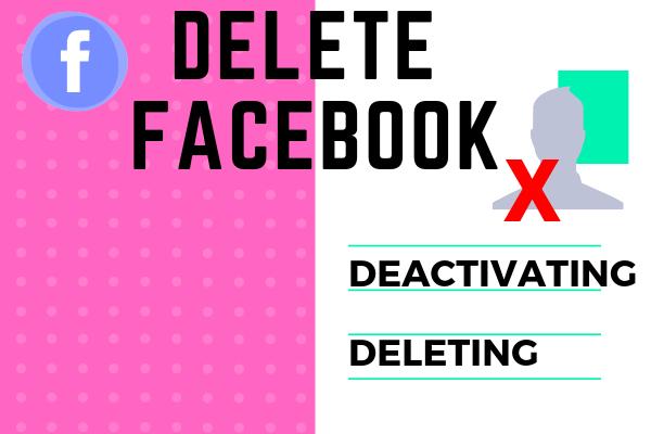 How Do I Delete My Facebook