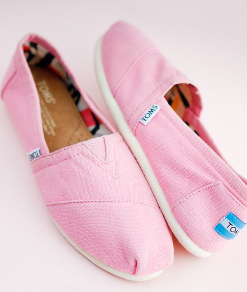 Best #Pinterest Toms Shoe Boards #TomsShoes