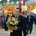 ป่อเต็กตึ๊ง จุดเทียนเปิดงานเทศกาลง่วนเซียว ณ ศาลเจ้าไต้ฮงกง