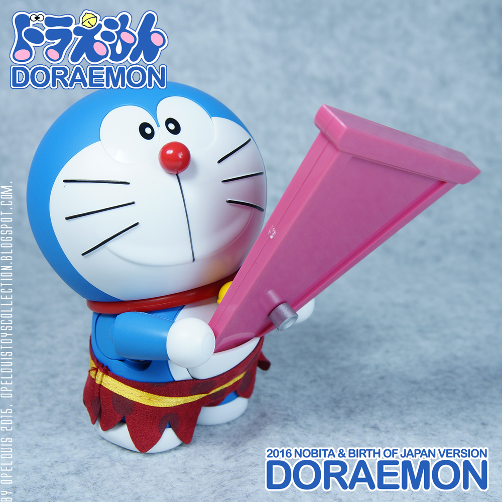 Can attach the Anywhere Door on the pocket. & Opelouis\u0027s Toys Collection: Robot Spirits Doraemon Movie 2016 ...