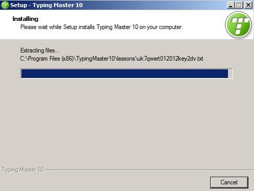 Hướng dẫn cài đặt TypingMaster Pro 10 chi tiết f