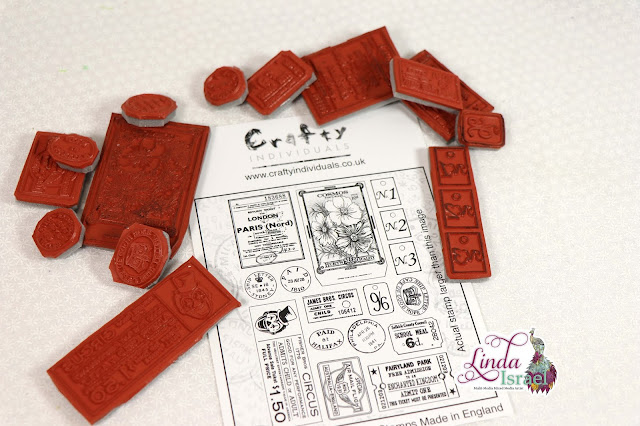Mounting Stamps Made Easy with ScraPerfect