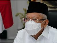 Wapres Ma'ruf Minta Menag Yaqut  Lobi Arab Soal Kepastian Haji 2021