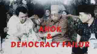 Ahok Dan Democracy Failur