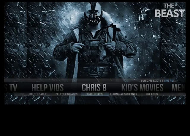 How To Install The Beast Build On Kodi