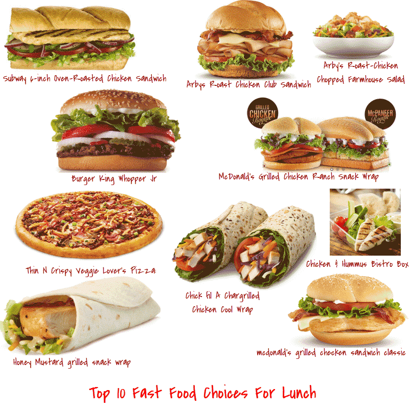 Pakistani Fast Food Name List