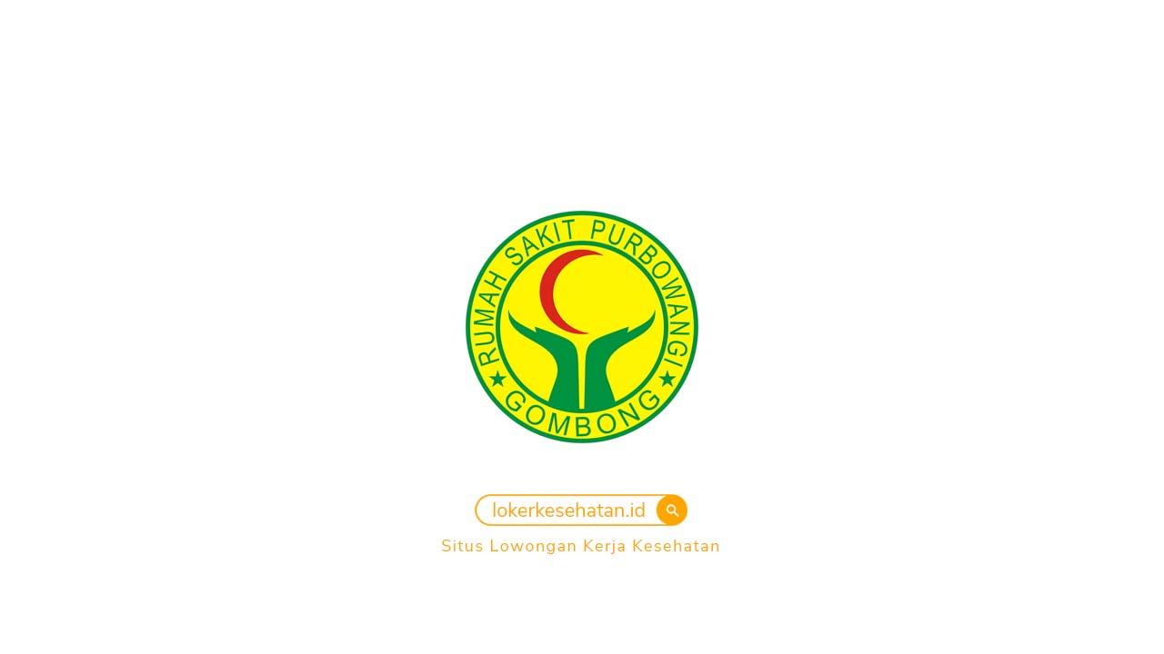 loker  RSU Purbowangi Kebumen Jawa Tengah