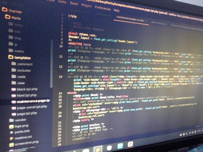 ¿Como insertar fragmento de código en blogger?