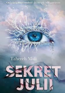 """""""Sekret Julii"""" Tahereh Mafi"""