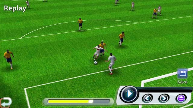 حمل الان لعبة Winning Eleven 2012 التى كانت من افضل العاب كرة القدم / علي هاتفك الاندرويد