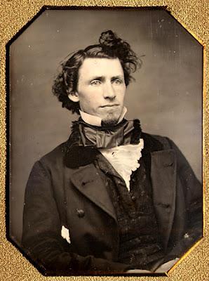 Extreme Daguerrotype Hair Styles 1850s 1870s Damn Cool