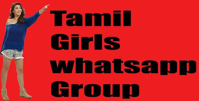 Tamil girls WhatsApp group