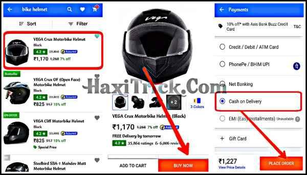 flipkart se online shopping kaise karte hain