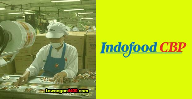Lowongan Kerja PT. Indofood CBP Sukses Makmur Tbk - Noodle Division - Cabang Cibitung