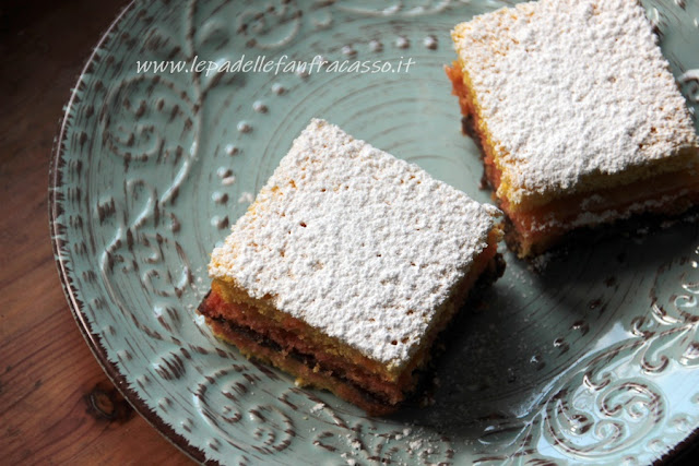 ricetta tortine zuppa inglese