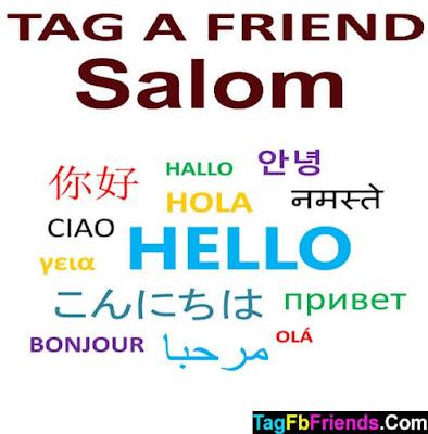 Hi in Uzbek language
